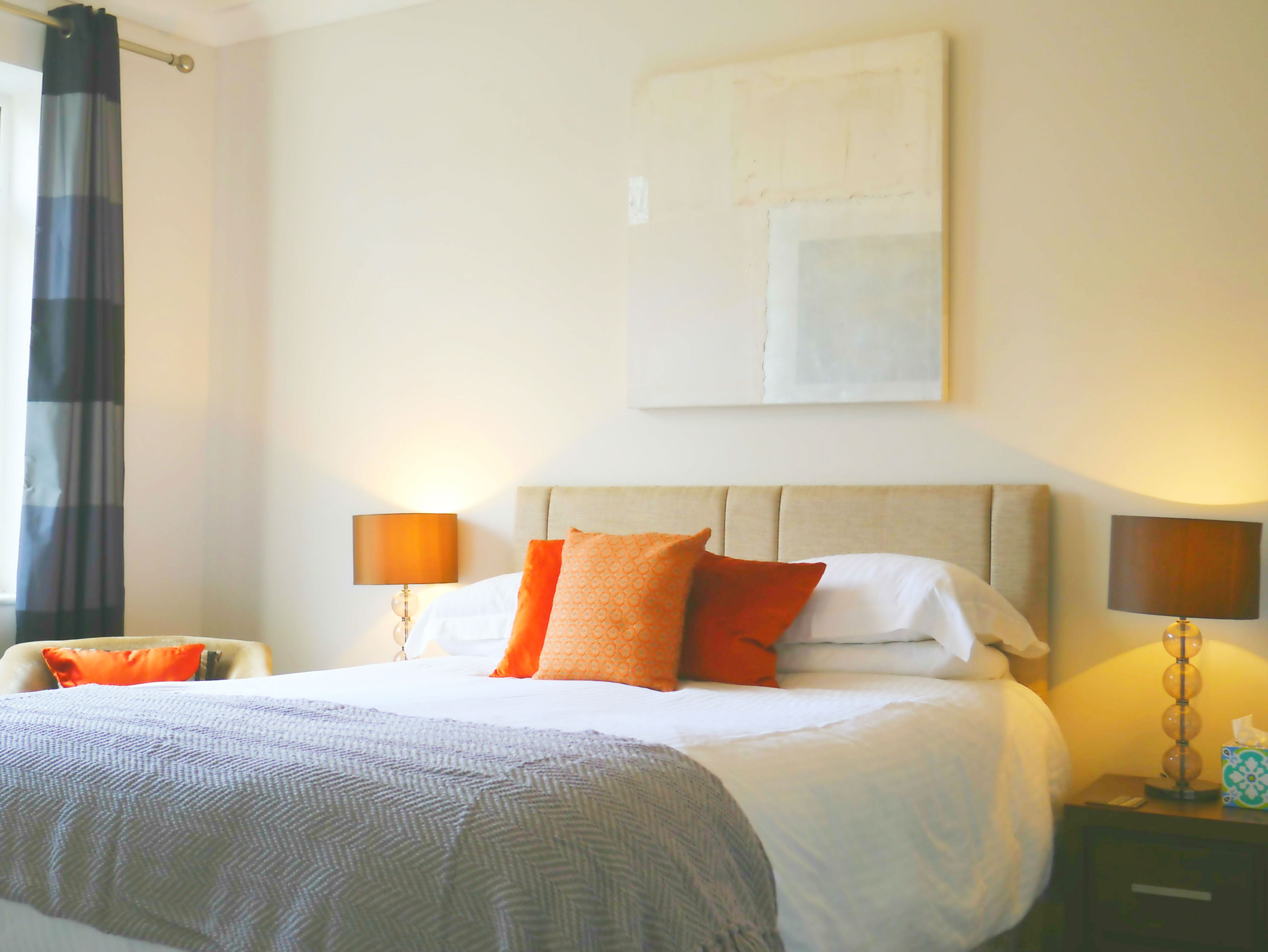 Apartment 5, Bedford House Torquay - self catering accommodation where dogs are welcome.