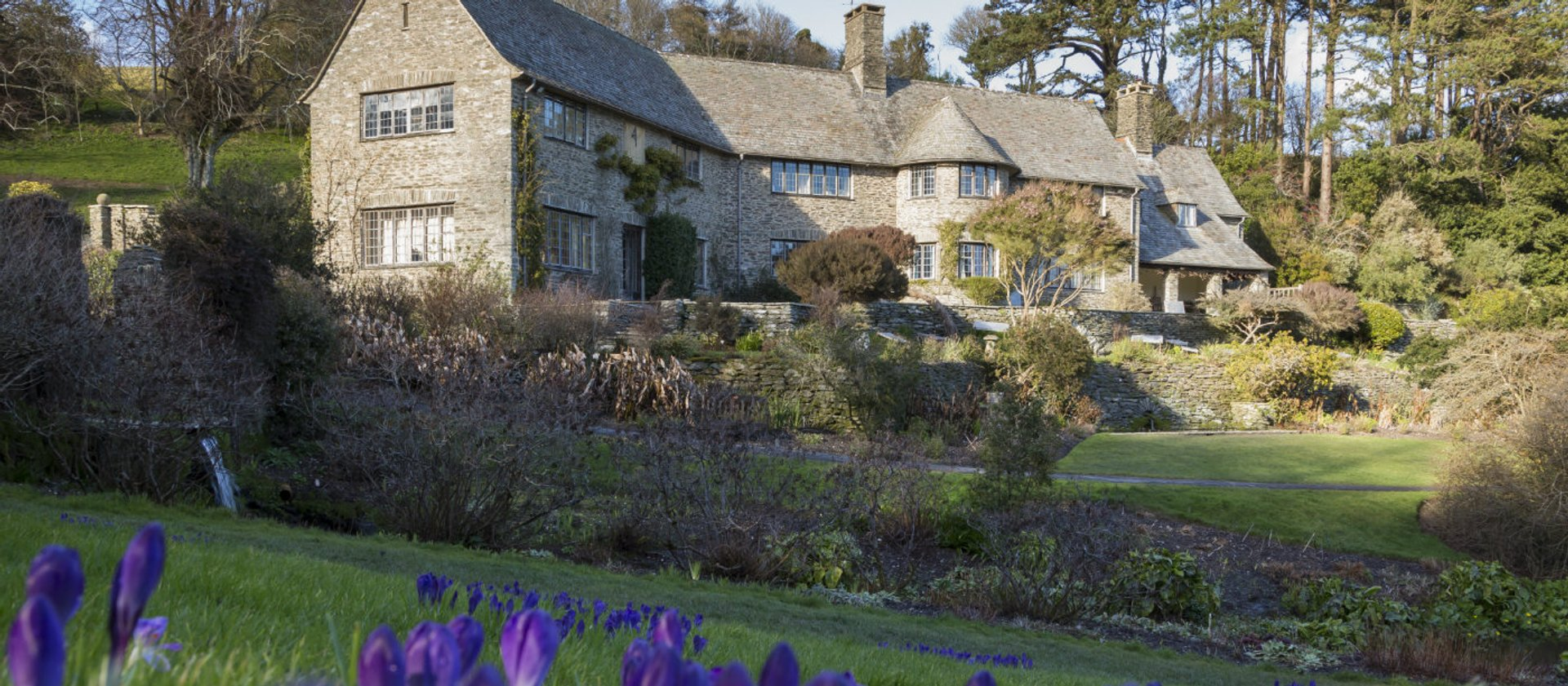 Coleton Fishacre - Dog Friendly visitor attraction near Torquay