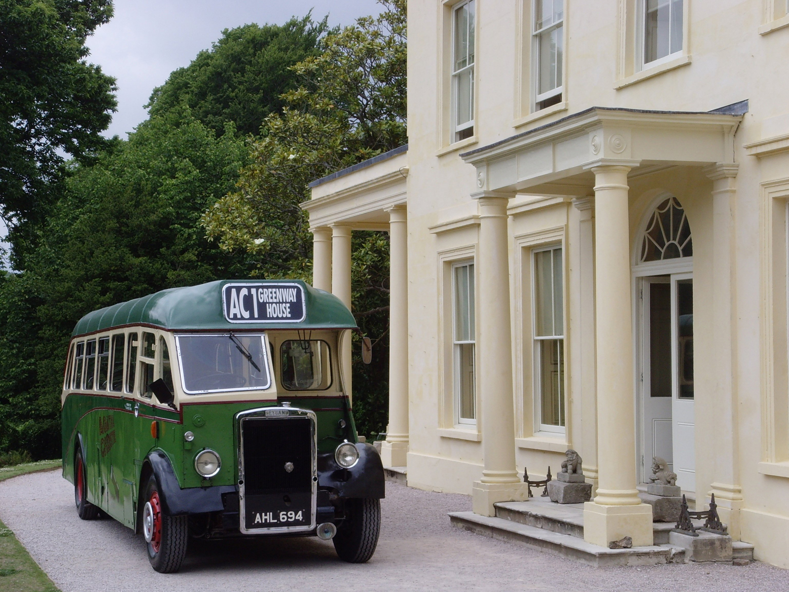 Greenway House - dog friendly visitor attraction near Torquay